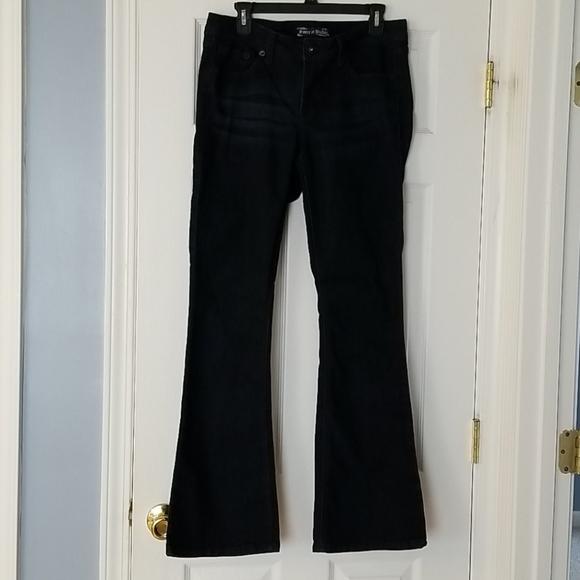 torrid Denim - Dark Wash Source of Wisdom Jeans